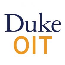 Duke University Office of Information Technology