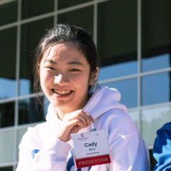 Cady Zhou